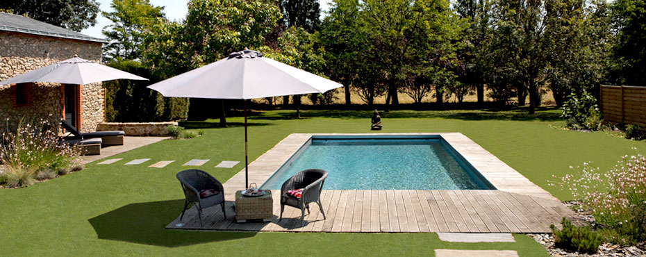 Piscines spa for Piscine et jardin heral