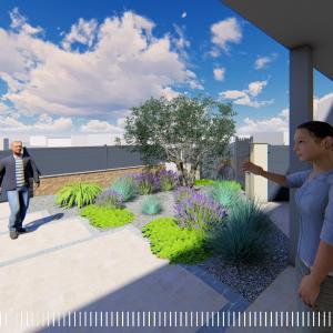 JARDINS DU MOULIN PAYSAGISTE TILLIERES - Phase visuel 3D (11)